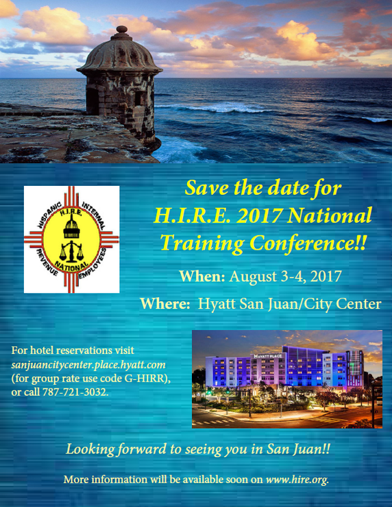 2017 HIRE Conference Hotel Link